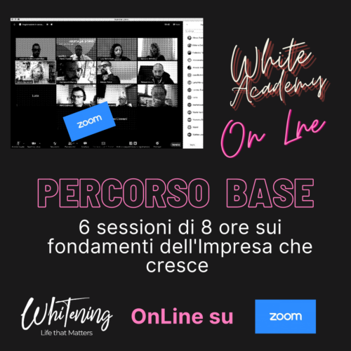 White Academy Percorso Base